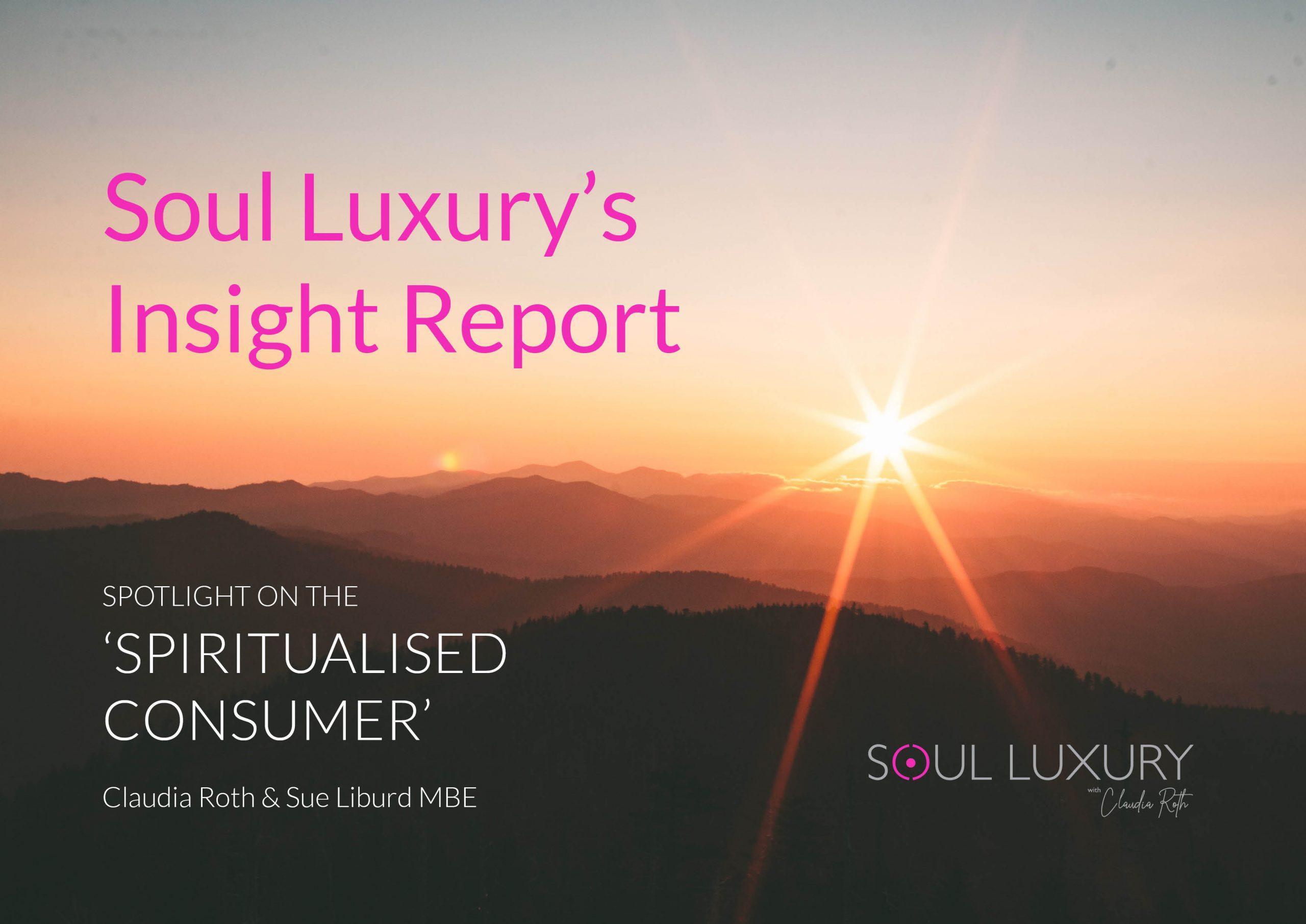 The Spiritualized Consumer