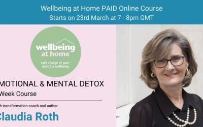 Mental & Emotional Detox