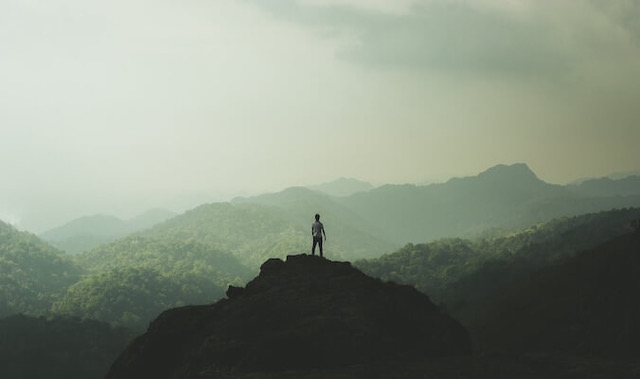 Just Me And My Higher Self alfred-aloushy-Ow-joAY8NyY-unsplash